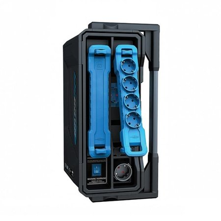 BluCave power strip
