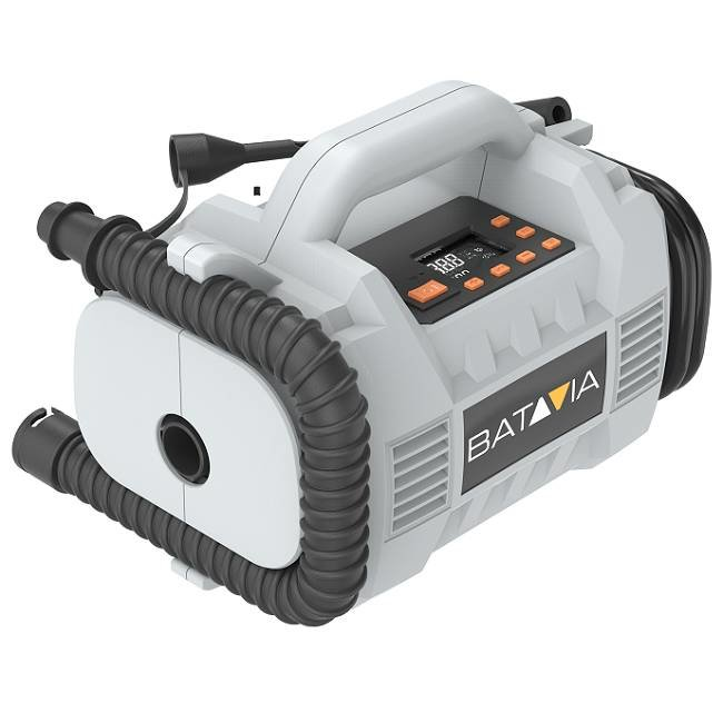 Batavia Battery Compressor - 18V   Excl. Battery and Charger   MaxxPack Collection