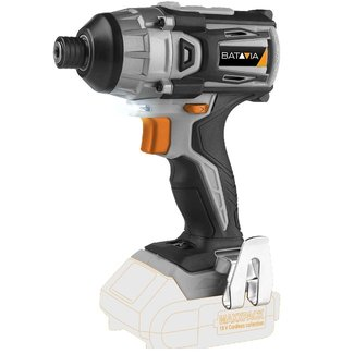 Batavia Cordless Impact Driver - Brushless - 18V | Excl. Battery and Charger | MaxxPack Battery Platform