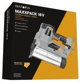 Batavia Agrafe et cloueuse pour batterie Li-Ion 18 V | Collection Maxxpack