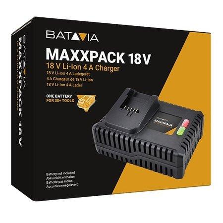 Batavia Batavia 18V Li-Ion snellader 4 A  | Maxxpack Collection