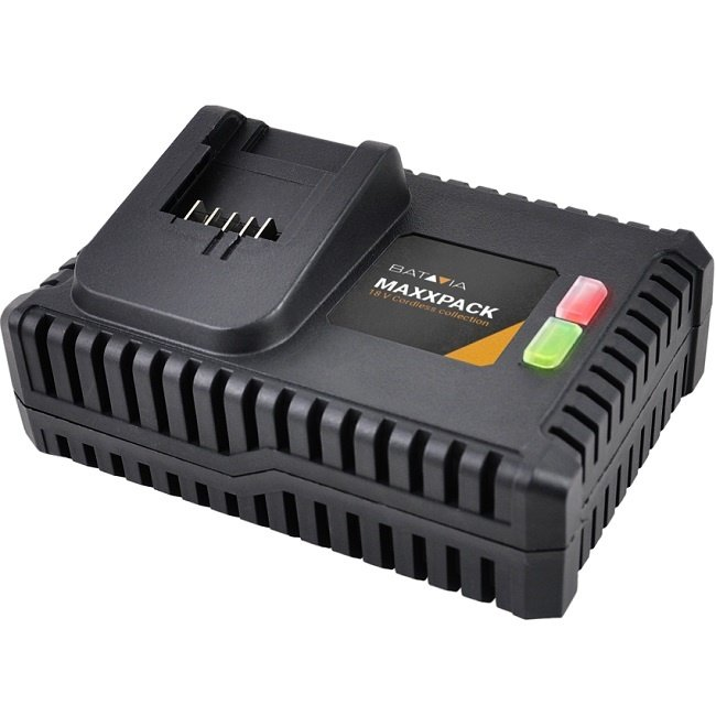 Batavia Chargeur rapide 4.0A - 18V | Plateforme de batterie MaxxPack