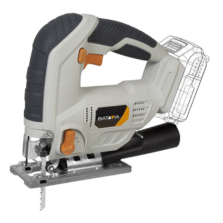 Batavia Batavia 18V Li-Ion Cordless Jigsaw | Maxxpack collection