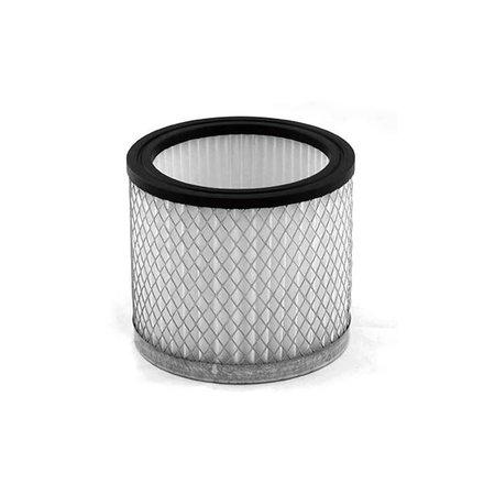 Batavia Filter met metalen gaas voor as zuiger