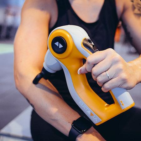 Batavia Maxxgun Pro pour le massage sportif