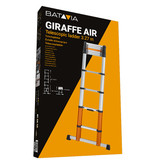 Batavia Échelle télescopique Batavia | Giraffe Air | 3,27 mètres