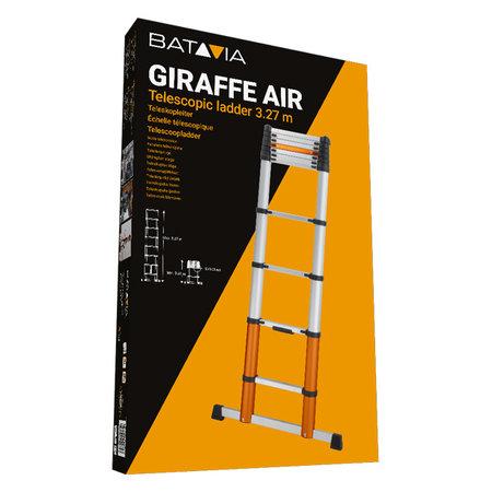 Batavia Échelle télescopique 3,27 mètres Giraffe Air