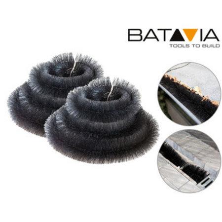 Batavia 2x Igelrinne - der Rinnenschutz