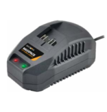 Batavia 18V Li-Ion battery drain cleaner | With 2.0 battery and 2.4 charger