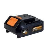 Batavia Entblocker für Batterieentladung - 18V   inkl. Akku und Ladegerät   MaxxPack Akku-Plattform