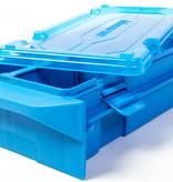 BluCave Blucave Schublade + Deckel und Trennwände