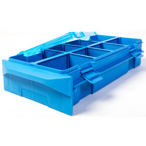 Blucave Schublade + Deckel und Trennwände