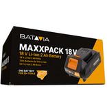 Batavia 18V Accu 2.0 AH voor Maxxpack Collection