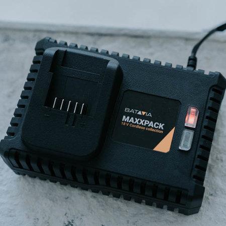 Batavia Chargeur Maxxpack 18V Li-Ion 4 A