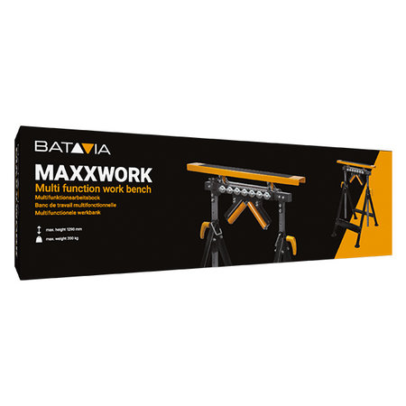 Batavia Batavia Multifunktionswerkbank   Arbeitstier