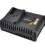 Batavia Scie à une main à batterie - Nexxsaw - 18V | incl. Batterie 4.0Ah et chargeur rapide | Plateforme de batterie MaxxPack