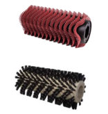 Batavia Wave & Multi Nylon Brush for Terrace Cleaner MaxxBrush   For Dry Cleaning   TPR + Silicon Carbide