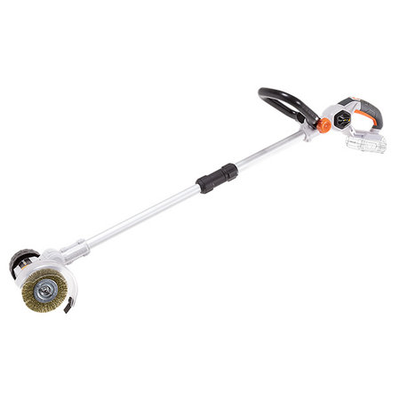 Batavia Joint brush + Grass trimmer with 4.0 battery and fast charger