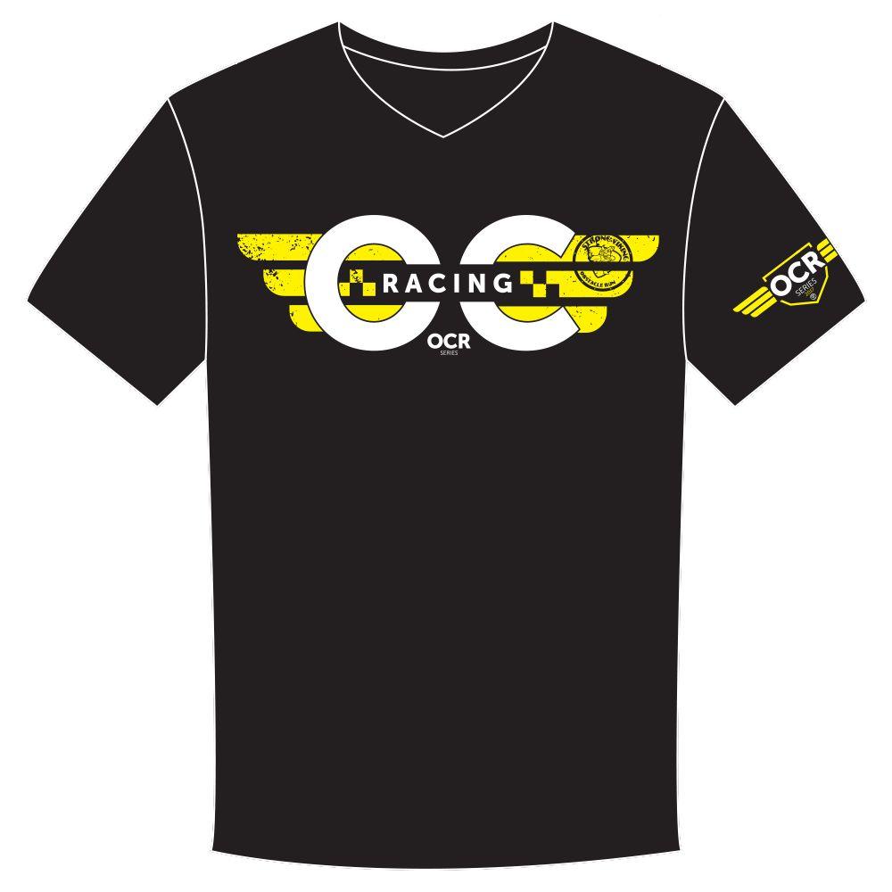 Strong Viking Men's OCR Shirt - Black