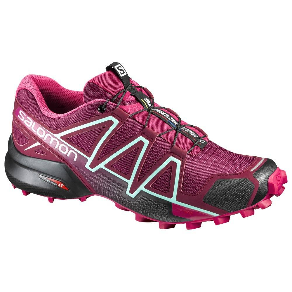 brand new a4eeb a1b9e Salomon Speedcross 4 Women - Red
