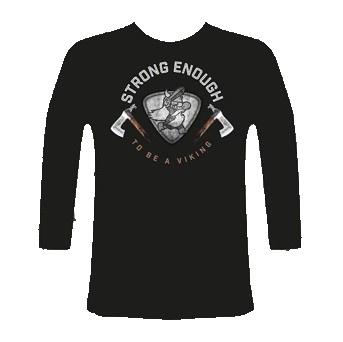 Strong Viking Men's Longsleeve Shirt