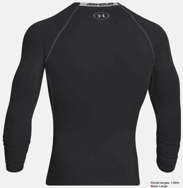 Under Armour Under Armour Compression Shirt Black
