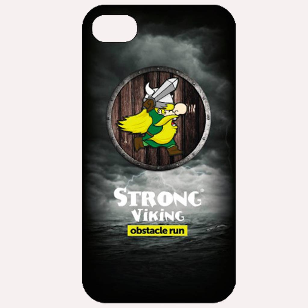 Strong Viking Phone Case
