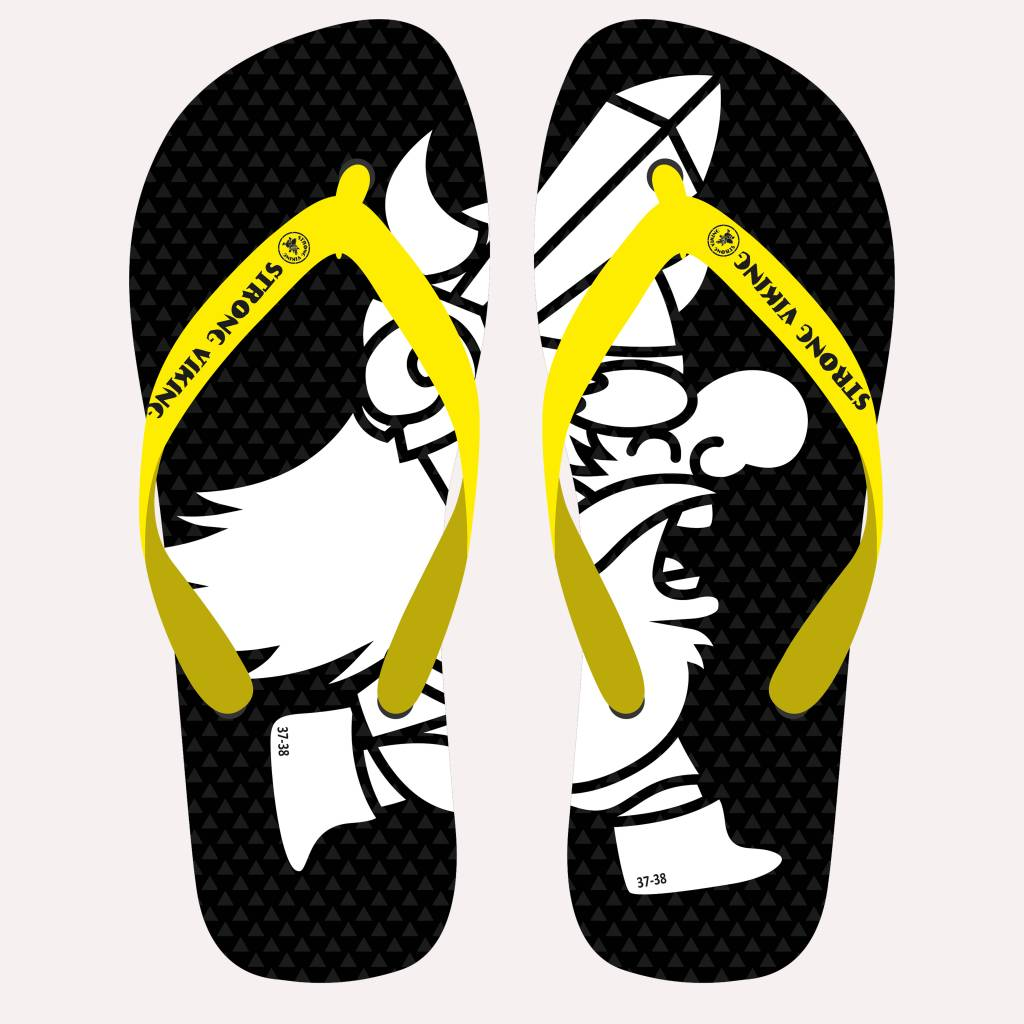 Strong Viking Flipflops