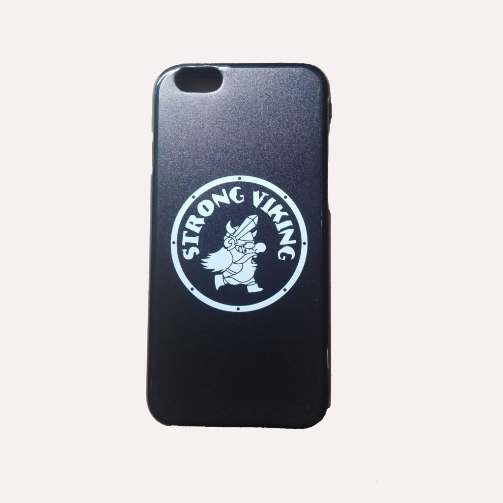 Strong Viking Phone Case Black/White