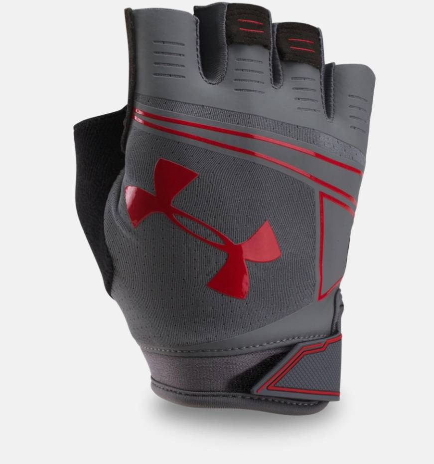 Under Armour Under Armour CoolSwitch Flux Gloves Grey (size S)