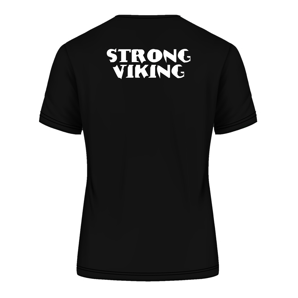 Strong Viking Kids Shirt SV Black