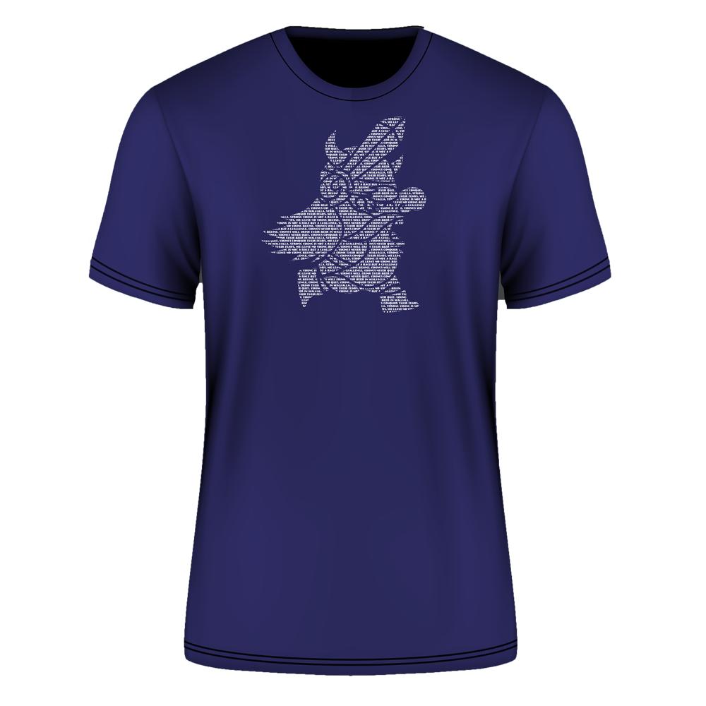 Strong Viking Kids Shirt SV Indigo
