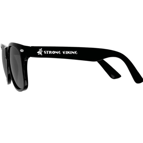 Strong Viking Zwarte zonnebril