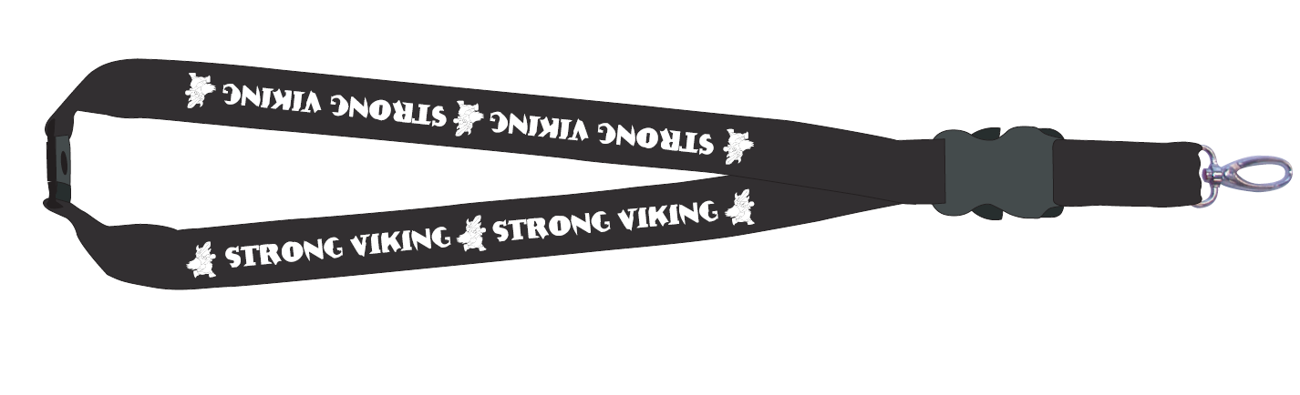 Strong Viking Keycord