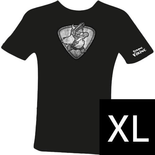 Strong Viking Women's Grey Logo Shirt XL