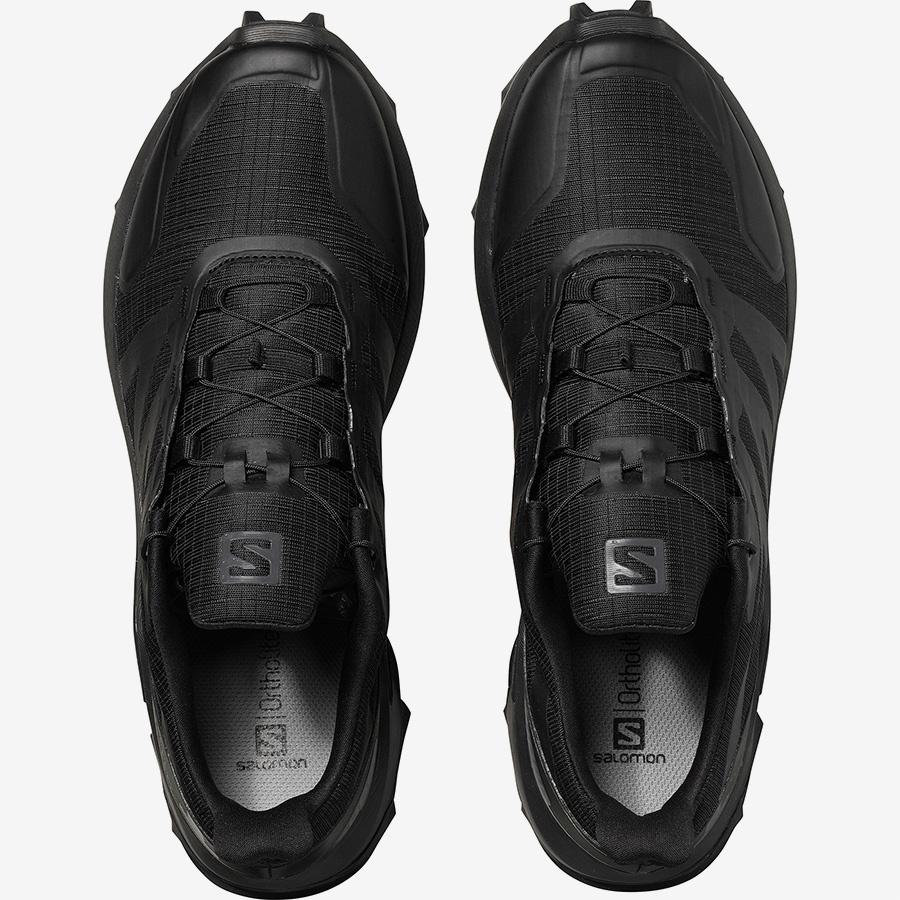Salomon Salomon Supercross - Black/Black/Black