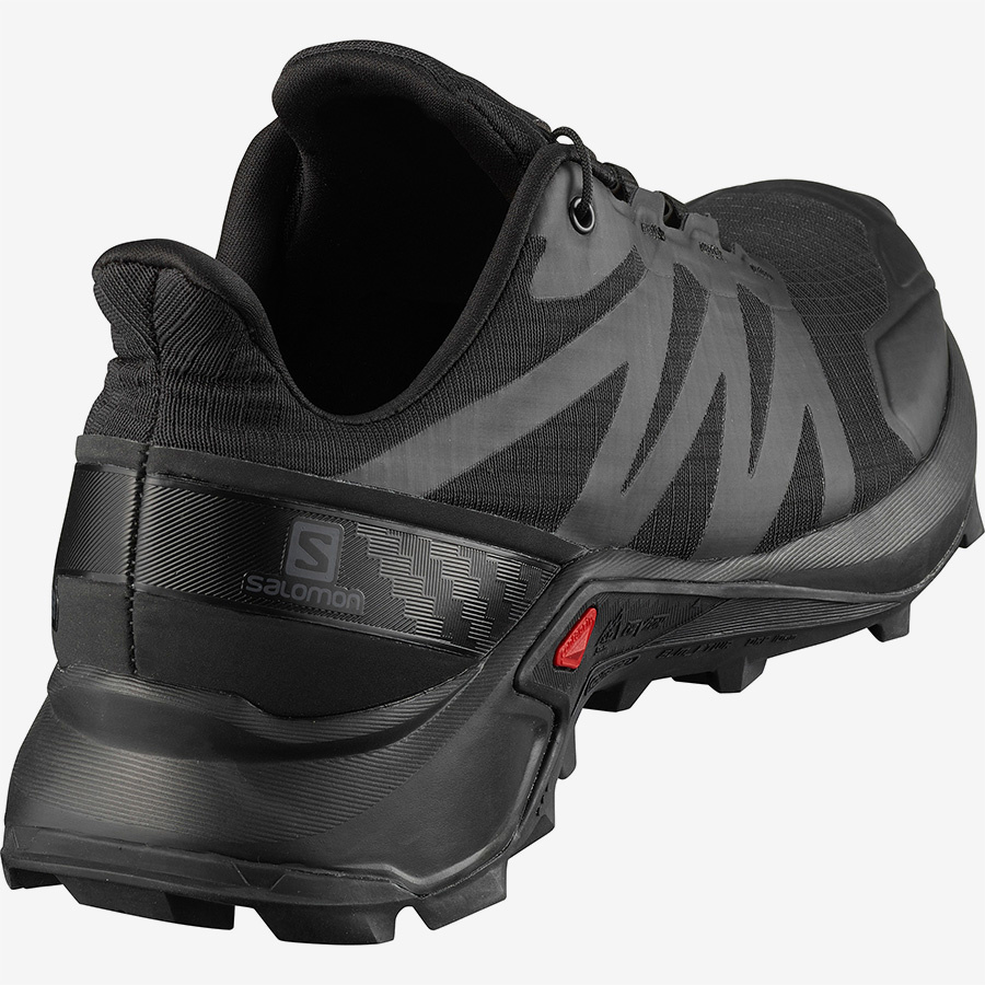 Salomon Salomon Supercross W - Black/Black/Black