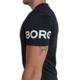 Björn Borg Borg Tee Black SS20
