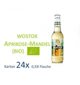 Wostok Aprikose Mandel 24 x 330ml
