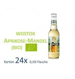 Wostok Aprikose Mandel 24x330ml BIO