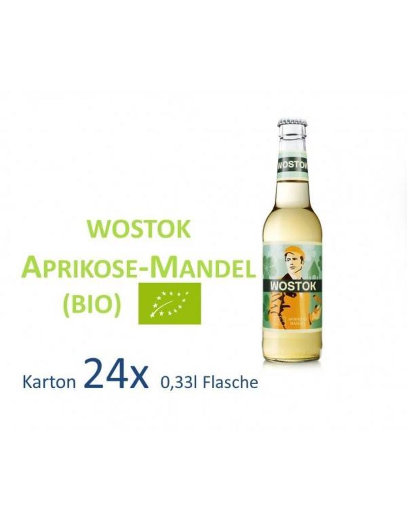 Wostok Wostok Aprikose Mandel 24x330ml BIO
