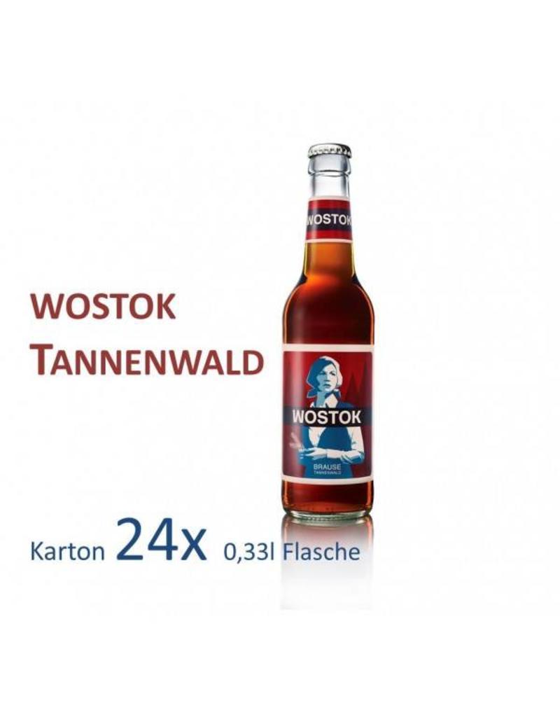 Wostok Wostok Brause Tannenwald 24 x 330ml