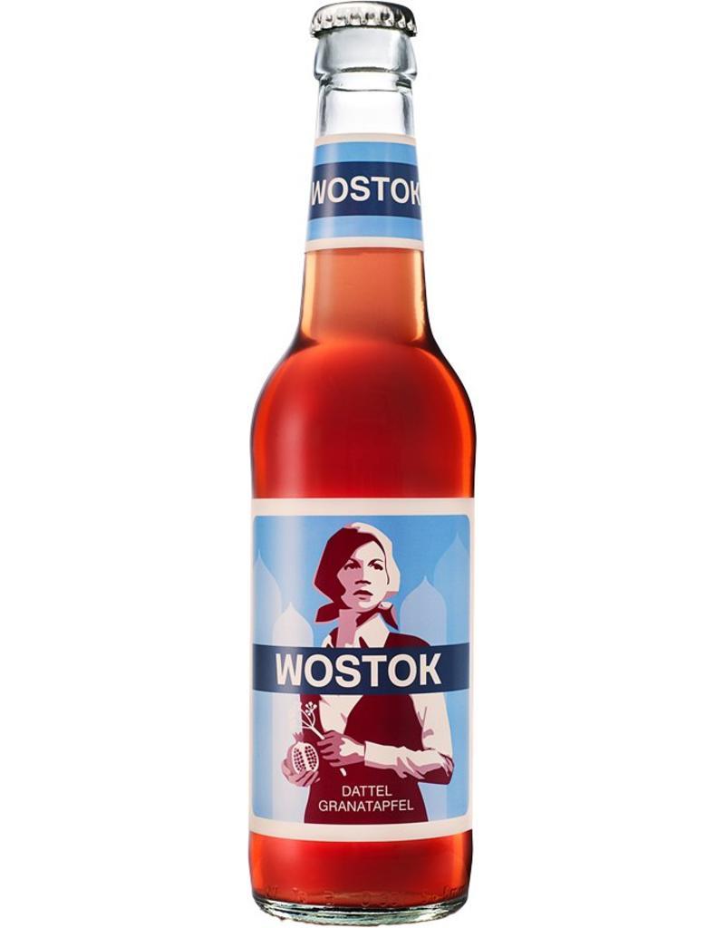 Wostok Wostok Dattel - Granatapfel 330ml