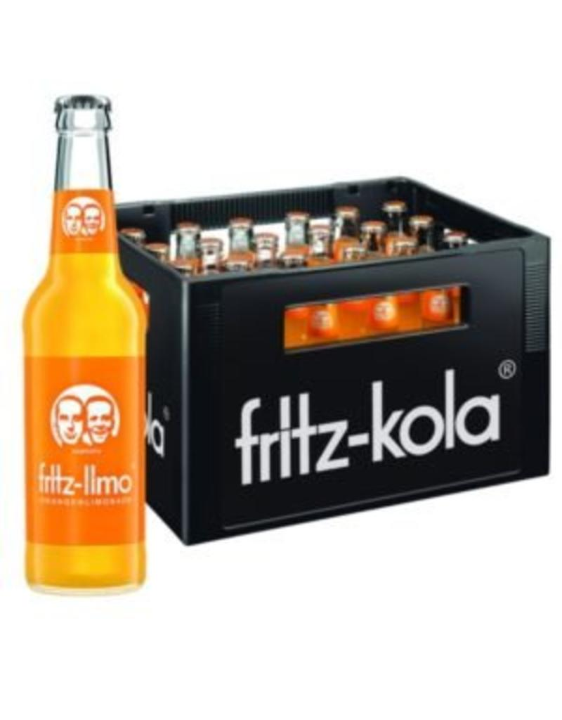 Fritz Fritz Limo Orange 24 x 330ml