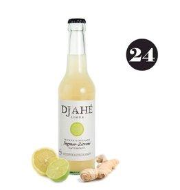 Djahé Zitrone Ingwer 24x33cl BIO