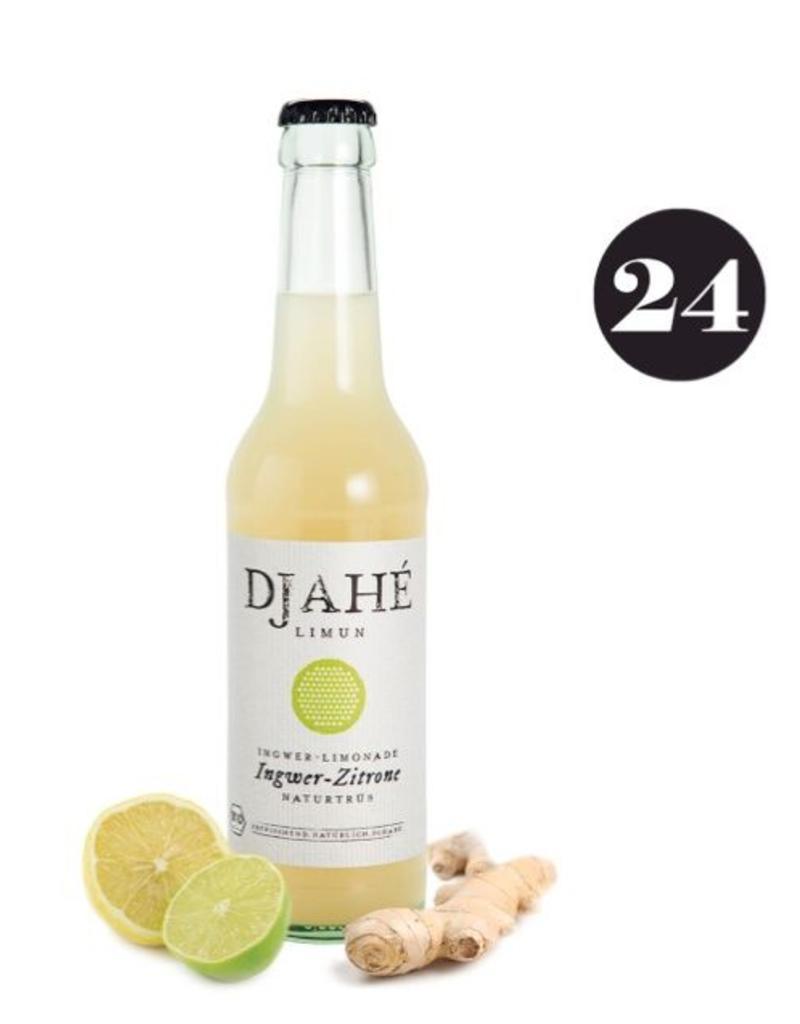 Djahé - Zitrone Ingwer 24x33cl BIO