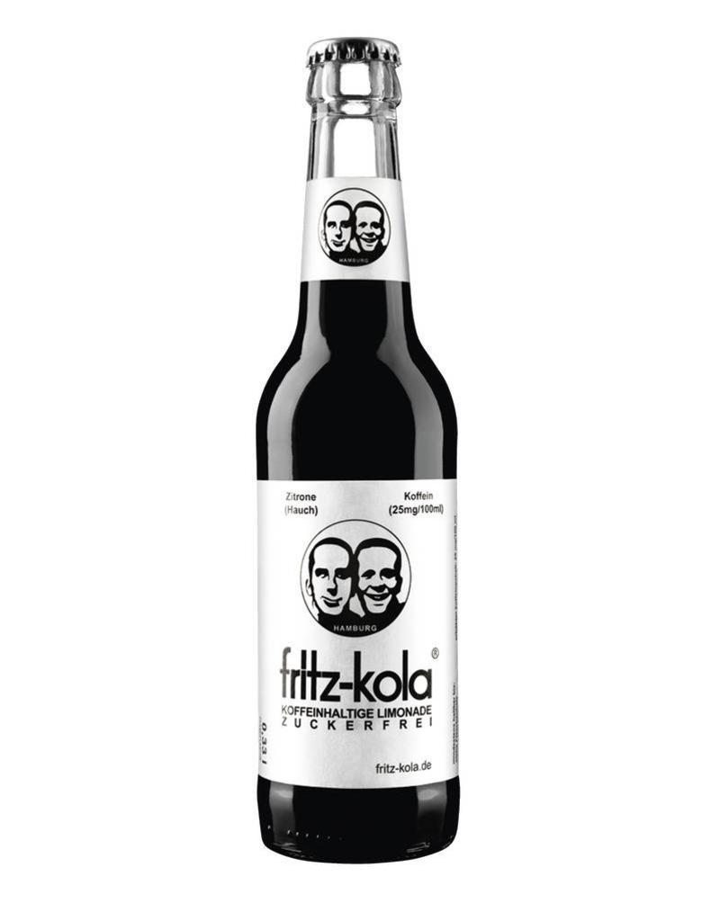 Fritz Fritz Kola Zuckerfrei 330ml