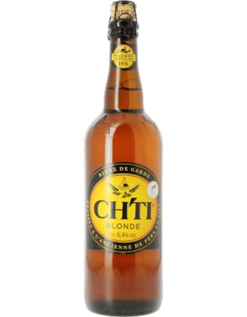 Ch'ti Ch'ti blonde 33cl/ 75cl