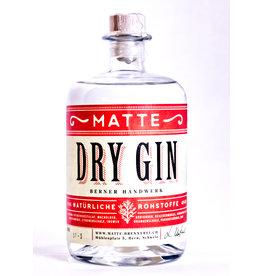 Matte Brennerei Matte Dry Gin 70cl