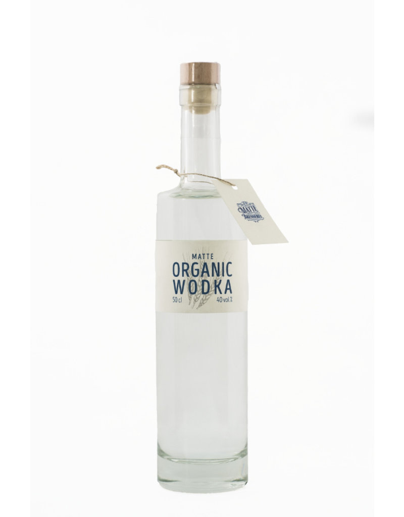Matte Brennerei Organic Wodka 50cl BIO